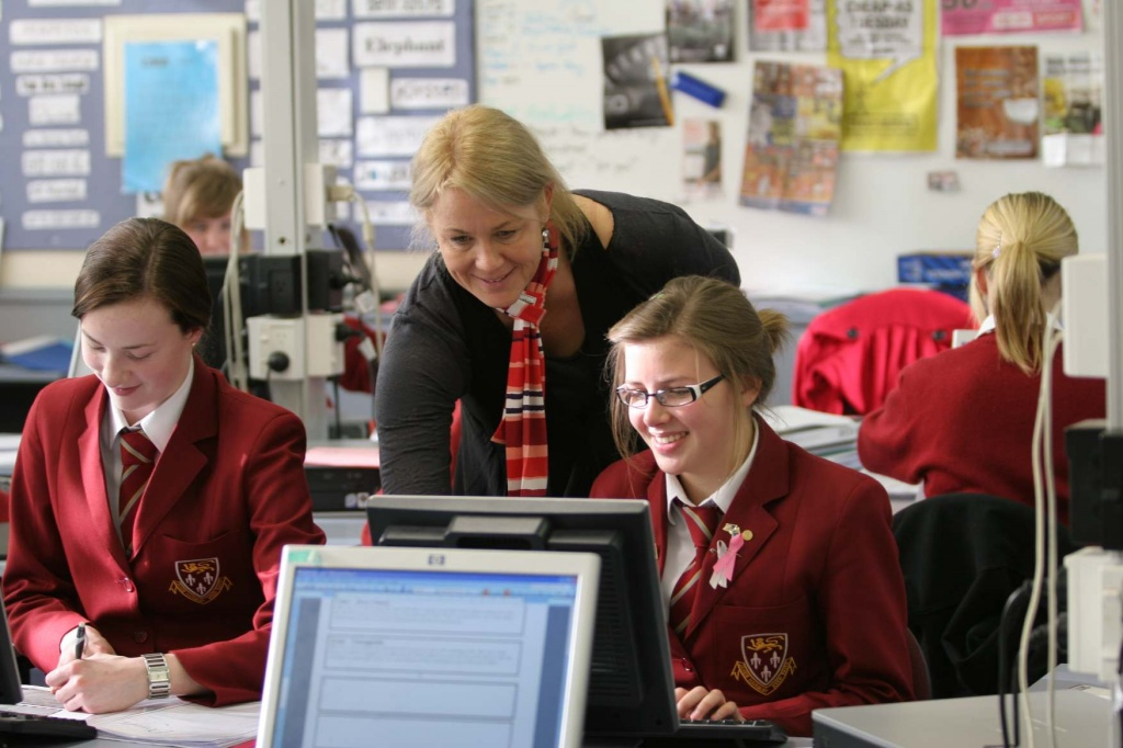 Digital Technologies at James Hargest College