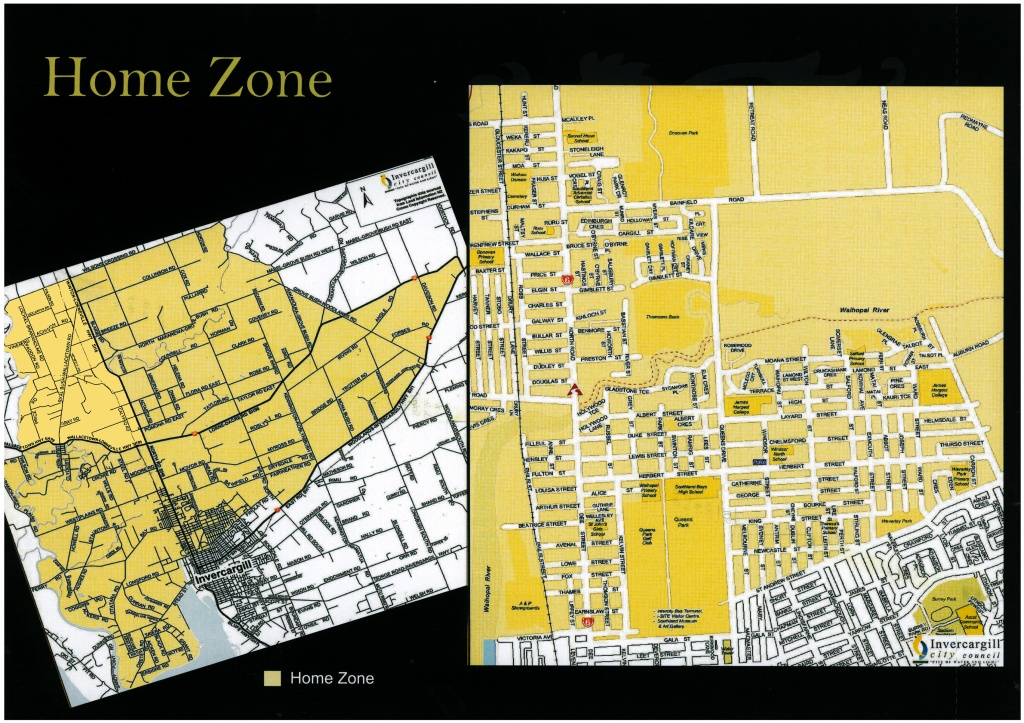 Home Zone Map