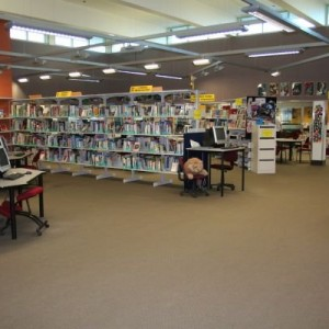 Library year 9-13 site